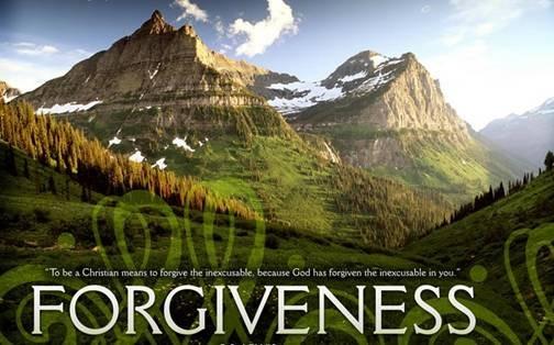 forgiveness i