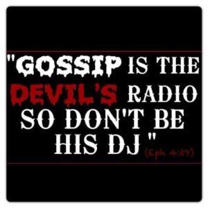 gossip no
