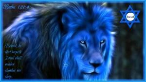Israels lion