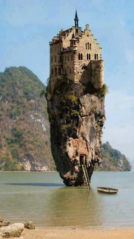 house-on-a-rock