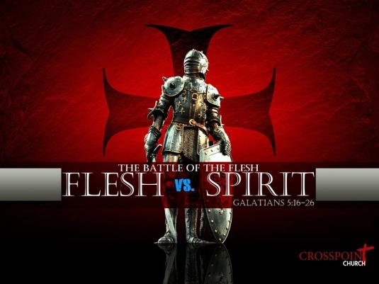 flesh v spirit