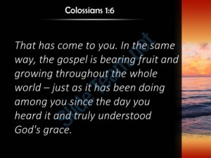 colossians_1_6_the_gospel_is_bearing_fruit_powerpoint_church_sermon_Slide03