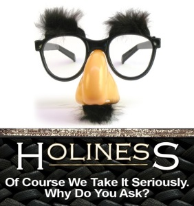 holiness-funny
