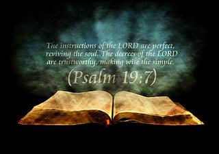 psalm nineteenseven