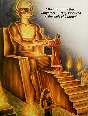 child-sacrifice-to-canaanite-gods